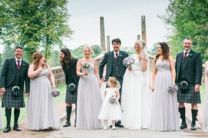 Dumfries House Wedding Photography Documentary style