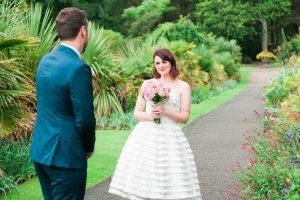 Elopement Photographs in Culzean Castle Wedding