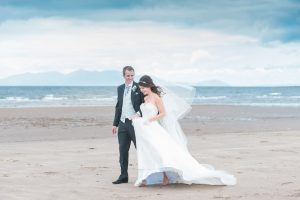 Wedding at Troon beach