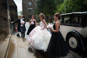 University of Glasgow Wedding Photography
