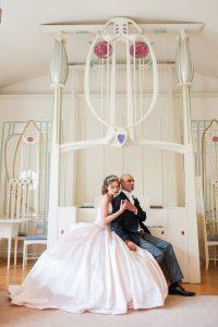 brown's_photography-Documentary_City_Wedding-University_of_Glasgow_Chapel-Wedding_Photography_Scotland-Alternative_Wedding_Dress-3