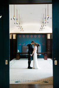 Documentary Wedding Photography at House For An Art Lover, Glasg