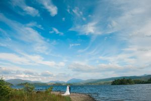 Scottish Highlands and Islands Wedding by Loch Awe