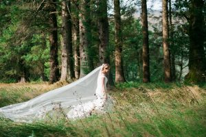 Scottish Highland Wedding by Loch Awe