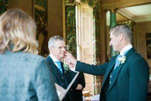 Same Sex Wedding in Scotland-same sex wedding ceremony-kilts at wedding