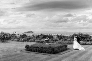 Church Wedding in Aberlady and North Bwerwick