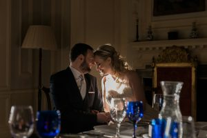 Winter Wedding Photography in Pollok House, Glasgow