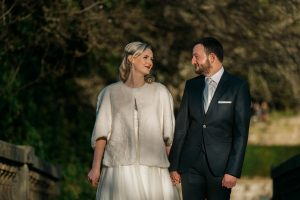 Winter Wedding Photography in Pollok House, Glasgow