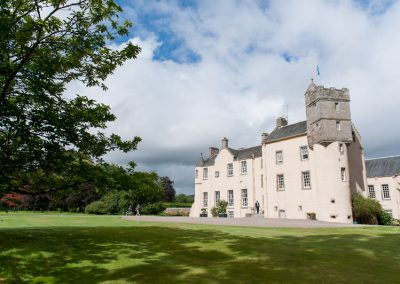 Myres Castle Fife, Documentary Scottish Wedding