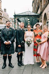 GLasgow City Wedding-Grand Central Hotel Glasgow weddingM&G-866