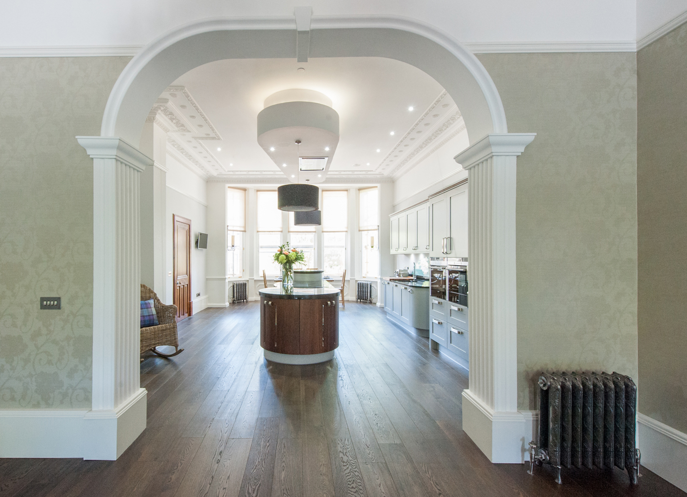 interior photography glasgow, burrell house glasgow, property photograpahy glasgow, kitchen interior, burrell house glasgow