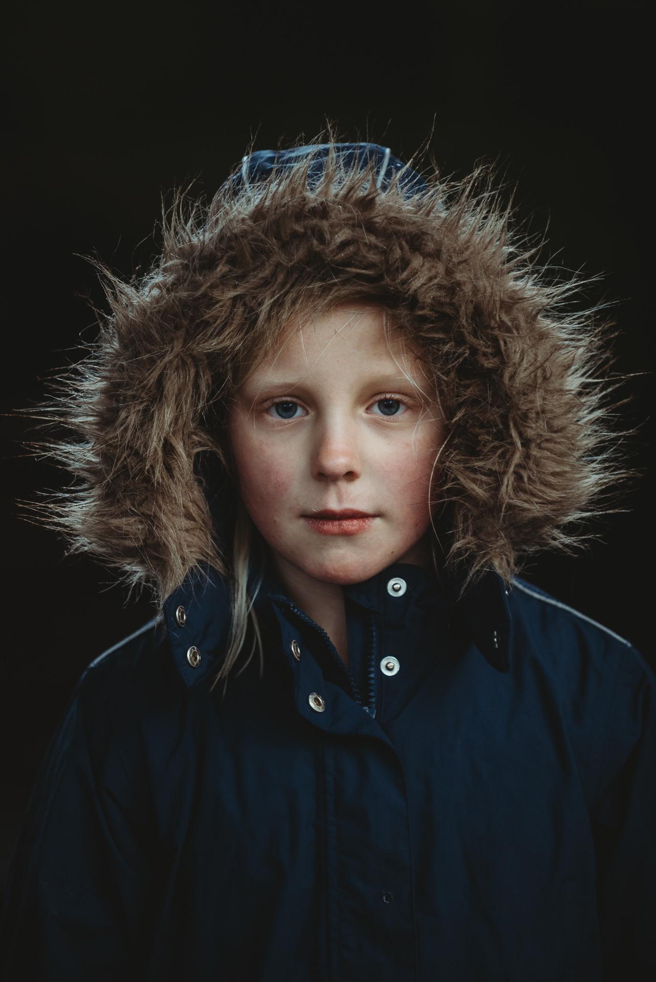 Child Portrait Glasgow